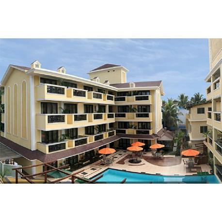 Resort De Coracao, Goa - 3N / 4D