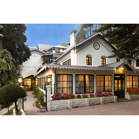 The Elgin Hotel, Darjeeling - 3N / 4D