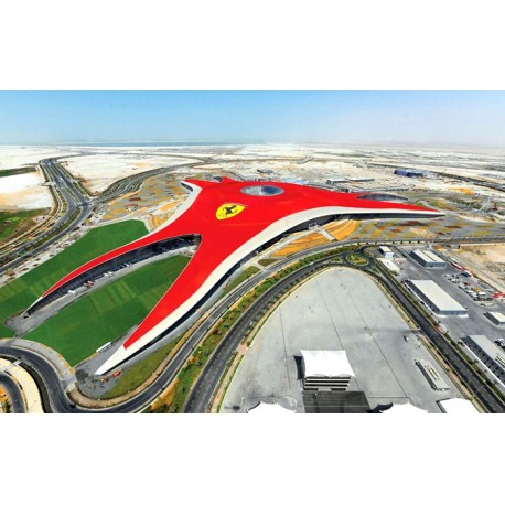 Dubai With Ferrari World - 5N / 6D