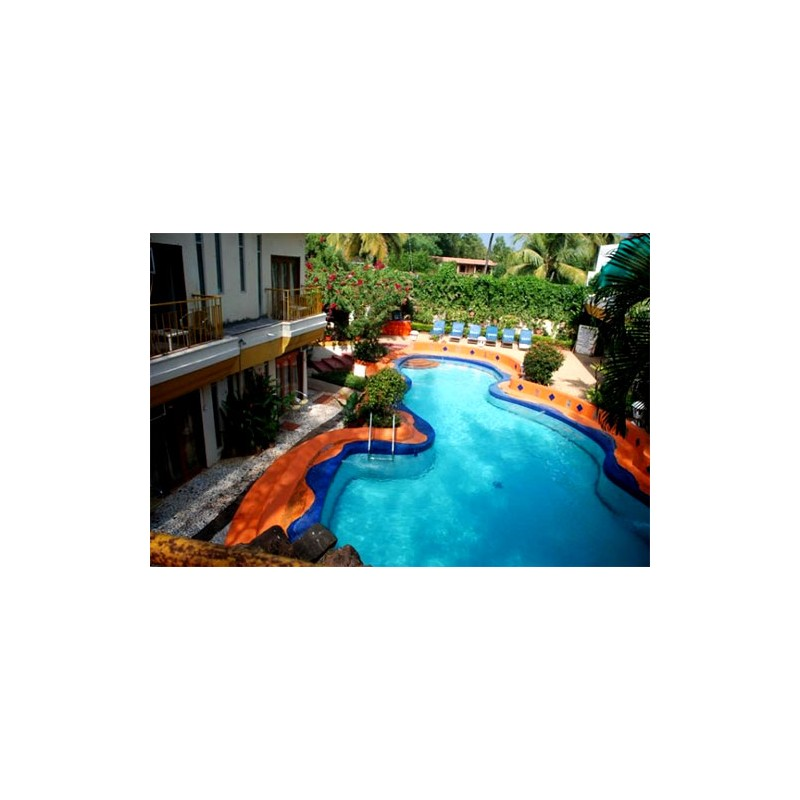 Estrela Do Mar Beach Resort Hotel Deal In Goa Goa Tour Package