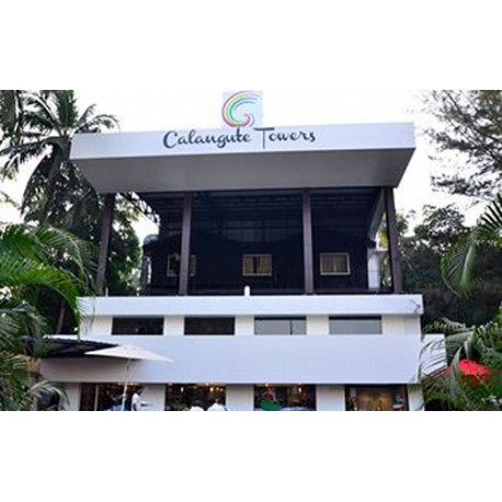 Calangute Towers, Goa - 3N / 4D