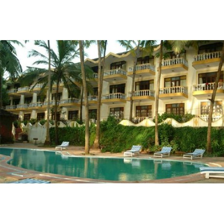 Bambolim Beach Resort, Goa - 3N / 4D