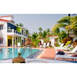 Longuinhos Beach Resort, Goa - 3N / 4D