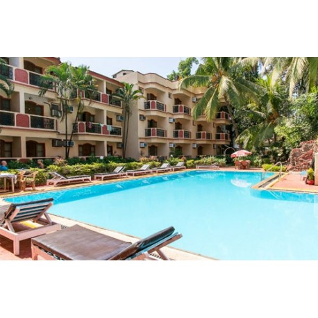 The Golden Suites & Spa Calangute, Goa - 3N / 4D