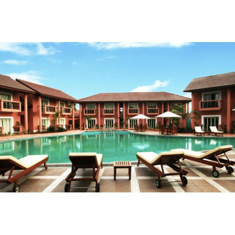 The Golden Suites & Spa Calangute, Goa - 3N / 4D