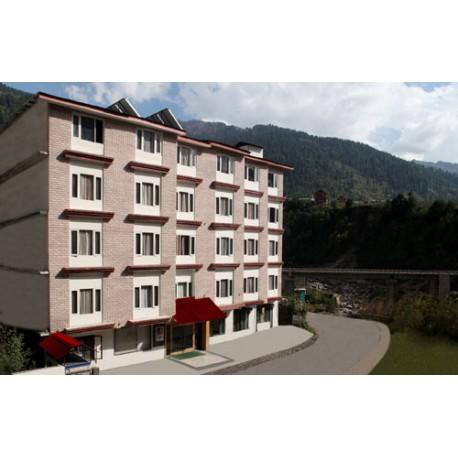 Hotel Angel's Inn, Manali Ex Delhi - 3N / 4D