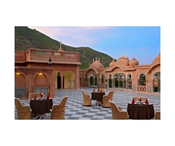 Patan Mahal Kotputli Luxury Stay In Rajasthan Heritage