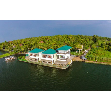 Kadavil Lakeshore Resort, Alleppey - 2N / 3D