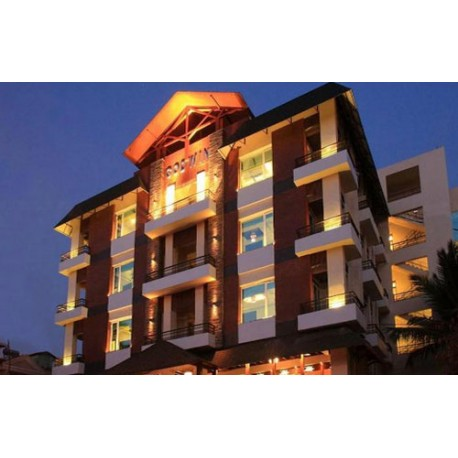 Godwin Hotel, Goa - 3N / 4D