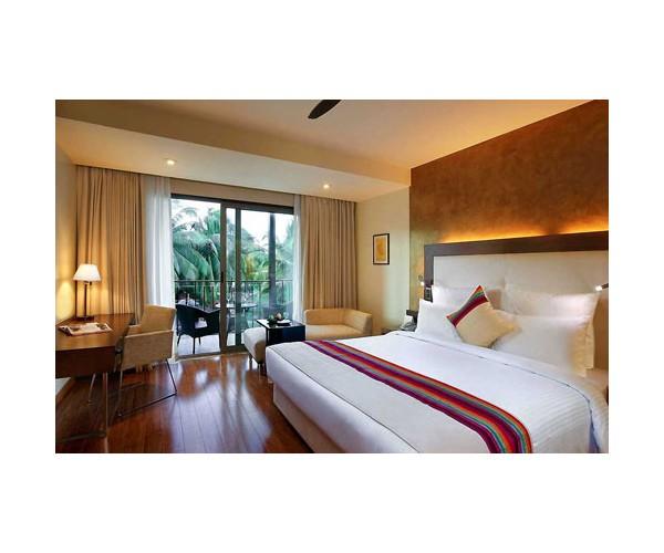 Novotel Goa Shrem Hotel  Goa   4d