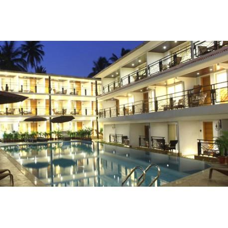 The Ocean Park Resort, Goa - 3N / 4D