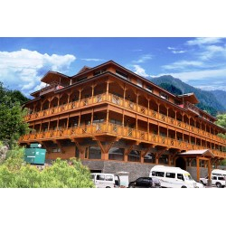Sandhya Resort & Spa, Manali - 3N/4D