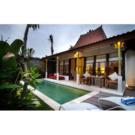 Bali with Pool Villa - 3N / 4D