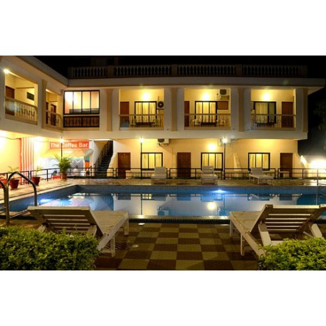 White Orchid Resort Goa - 3Nights / 4Days