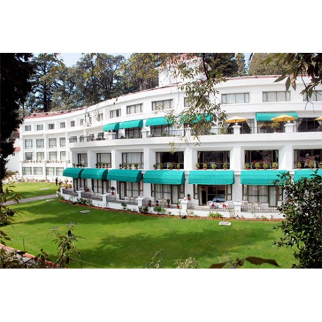 The Manu Maharani Nainital - 2Nights / 3Days