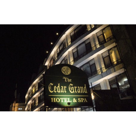 The Cedar Grand Hotel & Spa, Shimla - 2N / 3D