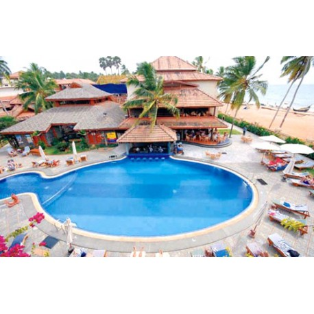 Uday Samudra Leisure Beach Hotel & Spa, Kovalam - 2N / 3D