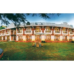 The Golden Palms Hotel & Spa, Mussoorie - 2N / 2D